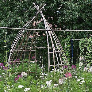 Tuteurs Jardin Decoratifs Diy