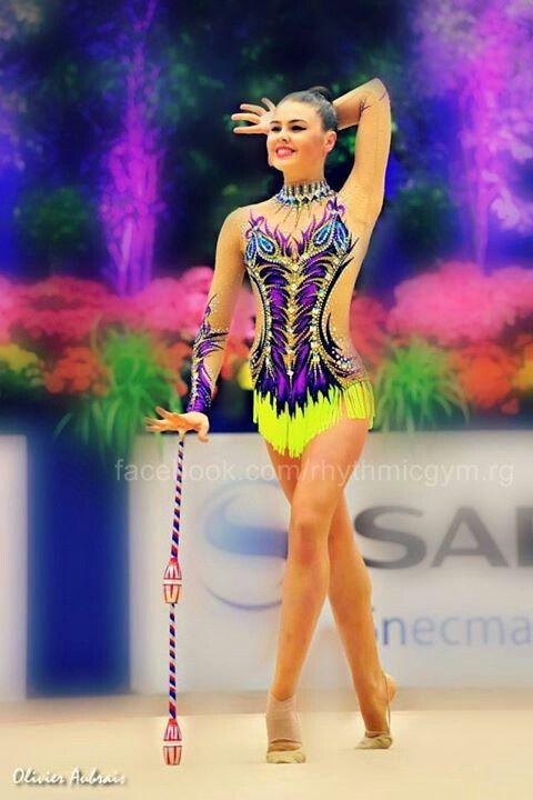Alexandra Merkulova from Russia