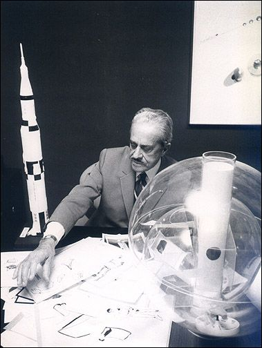 Raymond Loewy Designs for NASA