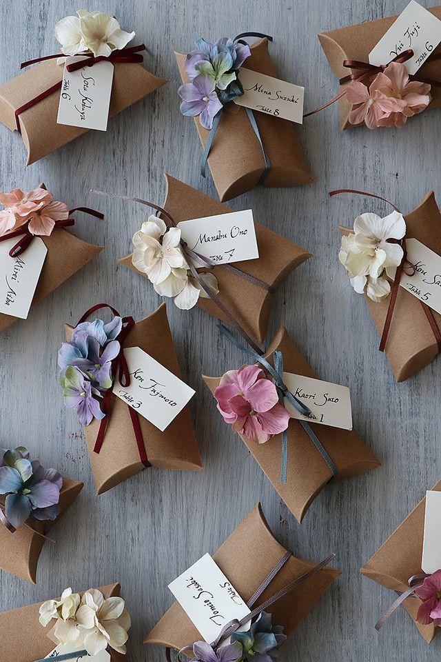 セリアで手作りサンクスギフト #giftwrapping