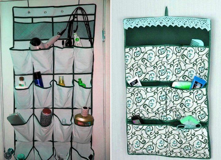 Купить Органайзер для ванной комнаты EasyStore™ белый 70504 за ... | 522x720