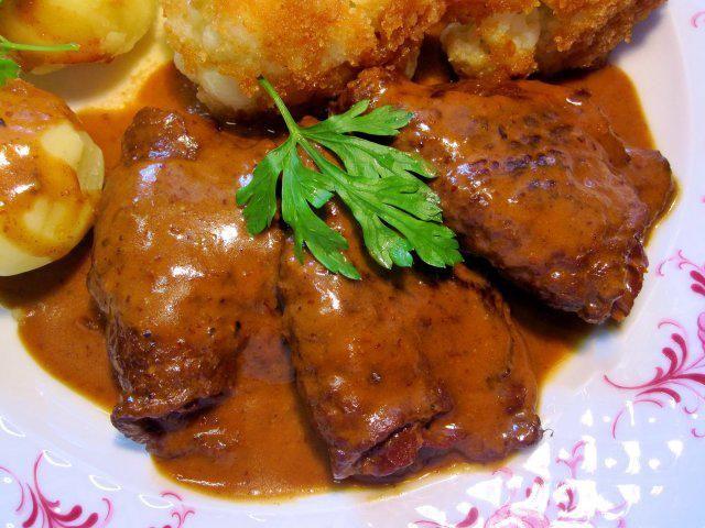 Das perfekte Rinder-Minutensteaks ...-Rezept mit Bild und einfacher Schritt-für-Schritt-Anleitung: Die Fleischstücke kalt abspülen, wieder trockentupfen…