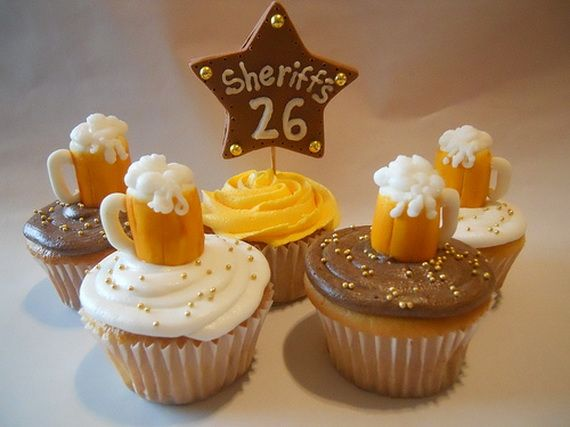 Impressive Cupcakes for Men On Father's Day | Family Holiday