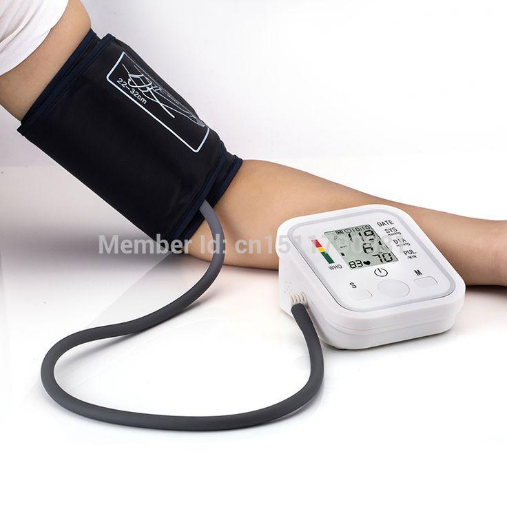 Рука кровяное давление вр монитор тонометр прибор для измерения кровяного давления сфигмоманометр pulsometros здоровье мониторы уход за сердце вот где