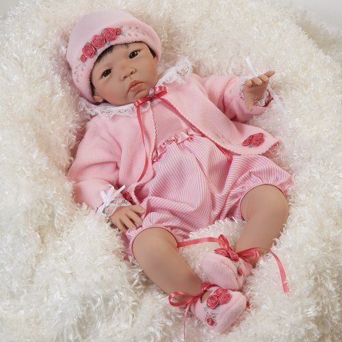 Realistic Baby Dolls, Lifelike Baby Dolls, Porcelain Dolls and Vinyl Dolls, Collectible Dolls, Reborn Dolls, Asian Dolls, African American Dolls, Native American Dolls, Kewpie Dolls, Reborn Like Baby Dolls, Baby Dolls in Silicone-Like Vinyl.