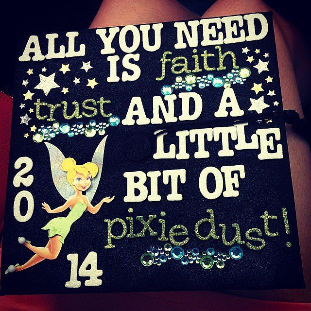 A little big of pixie dust never hurts. Source: Instagram user mtrout10