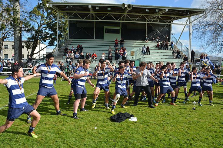 Peninsula First XV Coulter Cup winners