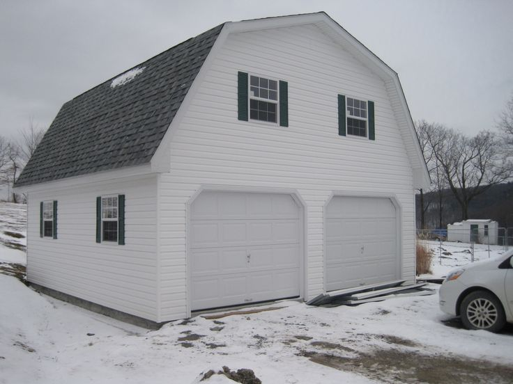 Cost To Build A Garage Apartment Pole Barn Style Garage Barn Garage On 26 X 26 Barn Garage Future