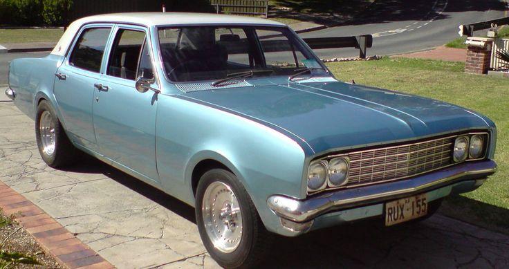 Holden Brougham 1970