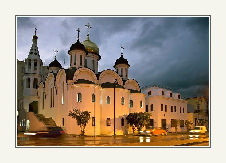 Die Russisch Orthodoxe Kirche in Havanna di E. Ehsani