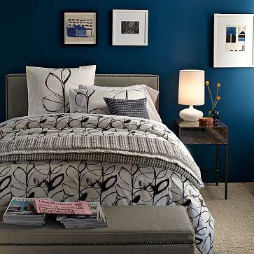 benjamin moore marine blue... new bedroom color.