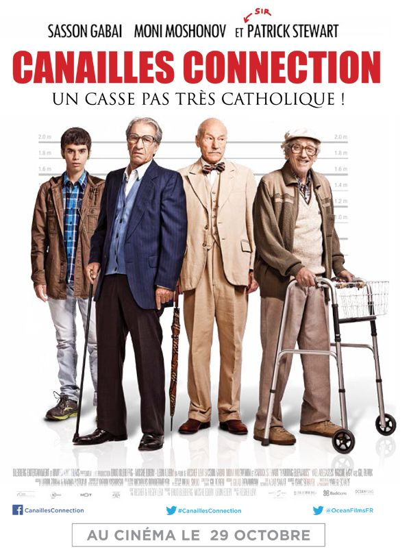 Canailles Connection: http://my-strapontin.com/film/canailles-connection #CanaillesConnection