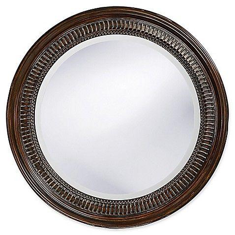 26 Inch Monmouth Round Mirror