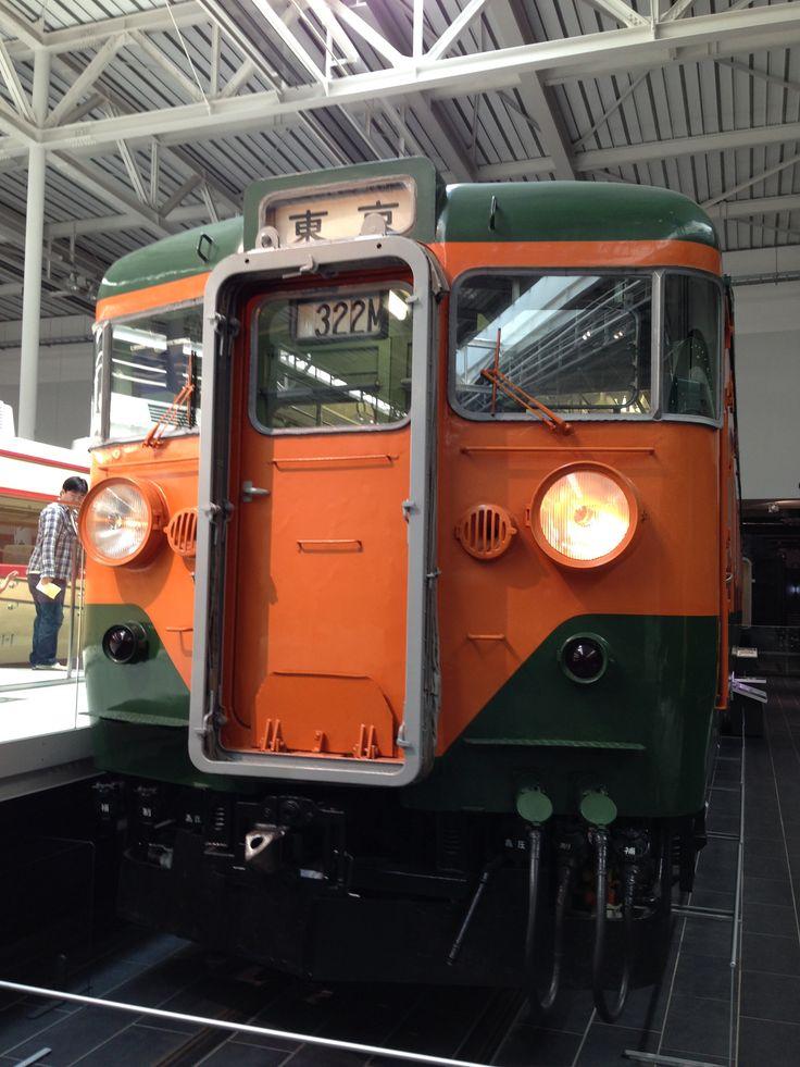 リニア•鉄道館  クハ111