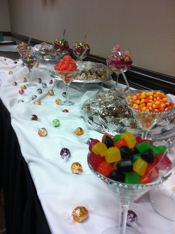 Sweets Table - Holiday Inn Burlington Hotel & Conference Centre