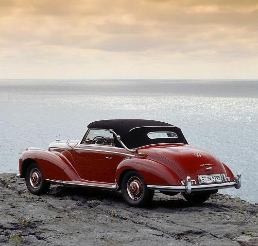 Mercedes-Benz 300 S Cabriolet A (W 188 I series), 1952-1955.