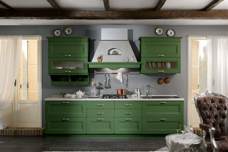 Rustic kitchens made of unique materials like wood, cozy furniture. A country house style carefully crafted to match the picture functionality. http://www.spar.it/sp/it/arredamento/cucine-siv-26.3sp?cts=cucine_classiche_siviglia