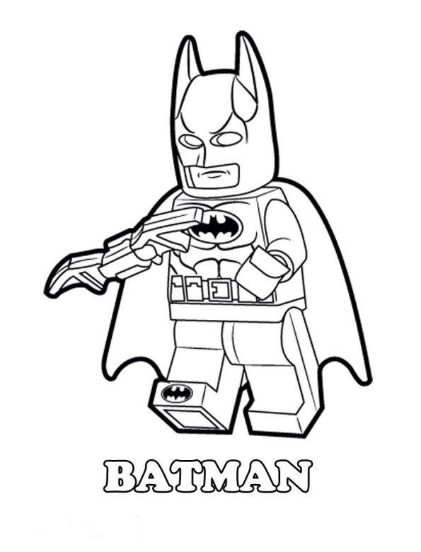 coloring page Lego Movie - Lego Movie