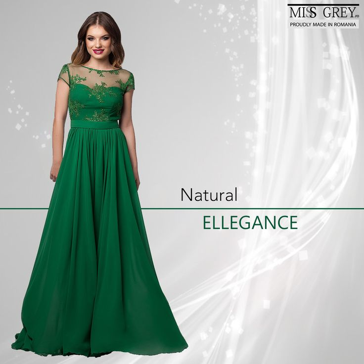 For spectacular appearances choose a dress that will impress with its elegance and grace.