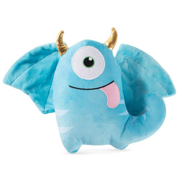 Buy Pet Shop By Fringe Studio Blaze The One Eyed Monster Dog Toy At Chewy Com Free Shipping And The Best Customer Servi In 2020 Funny Dog Toys Plush Dog Toys Dog