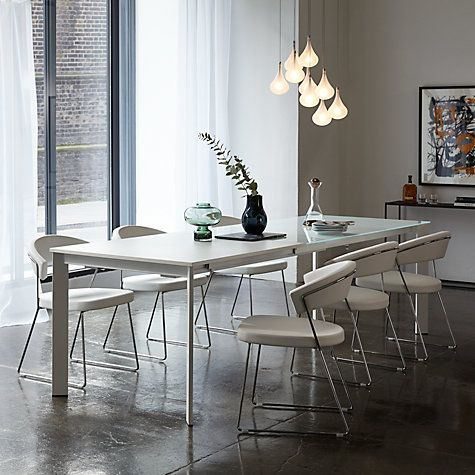 calligaris new york dining chair 10 seater dining tablewhite