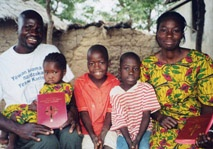 Thousands of audio Bible recordings are now available because of Bible translation and the partnership between Wycliffe Bible Translators and Faith Comes by Hearing.