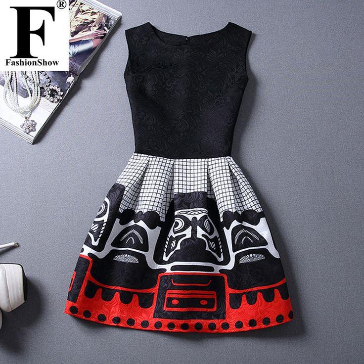 Encontrar Más Vestidos Información acerca de Nuevas mujeres del verano vestido…