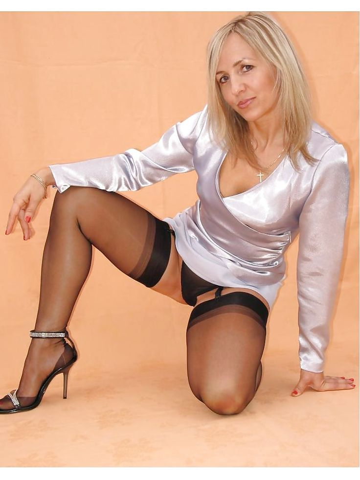 AWESOME! Keep free mature pantyhose gallery cock makes hot