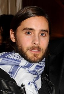 """music is everything to me""/ Lead singer of 30 seconds to mars jared leto"