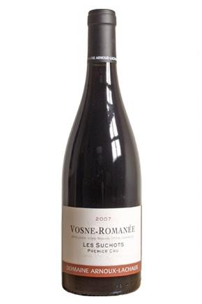 6 Bottles of 2008 Vosne Romanée 1er Cru Les Suchots, Domaine Arnoux-Lachaux, £642.00
