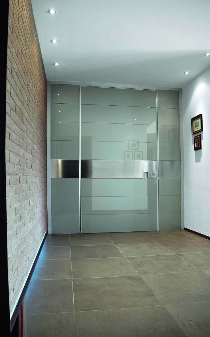 Synua Wall System in glass