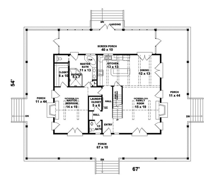 30 best images about acadian country style homes on for Small acadian house plans