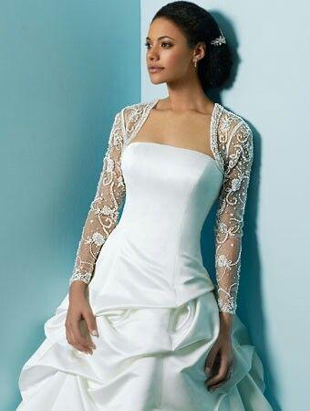 44 best Winter Wedding Dress Ideas images on Pinterest | Wedding ...