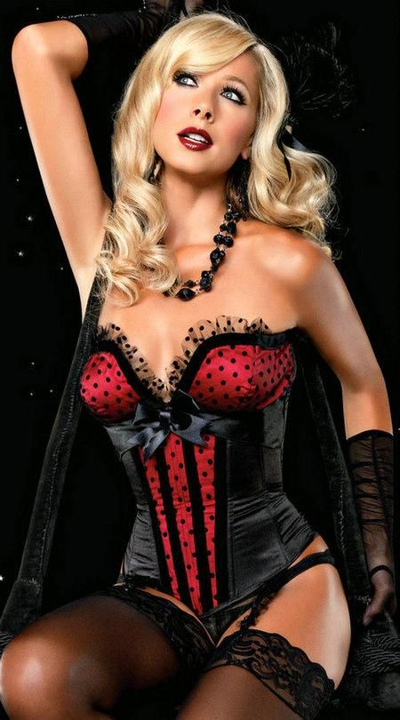 cute corset ❤ lovely