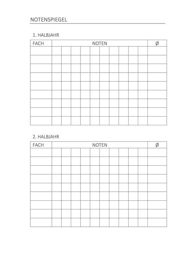 Gratis: Schönes Hausaufgabenheft zum Ausdrucken   CONVICTORIUS   – Ausdrucke/Kopien