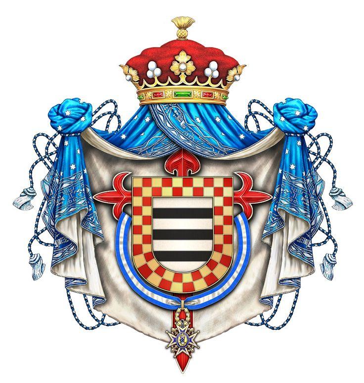 Dr. Alfonso de Ceballos-Escalera y Gila,   VIII Vizconde de Ayala III Marqués de La Floresta Cronista de armas de Castilla y León