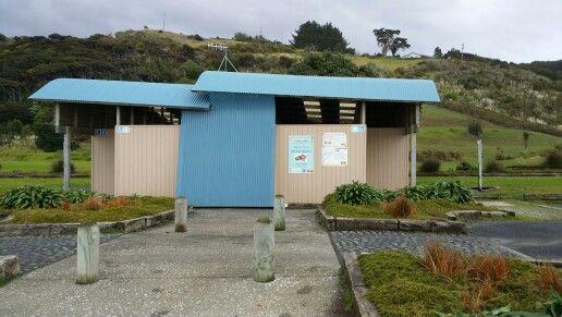Beach Public Toilet Raglan