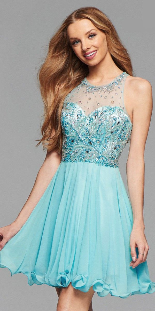 22 best Faviana images on Pinterest | Party wear dresses, Prom ...