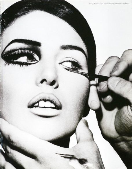 70's inspired make up by Kevyn Aucoin: The Art of Makeup - I love it!