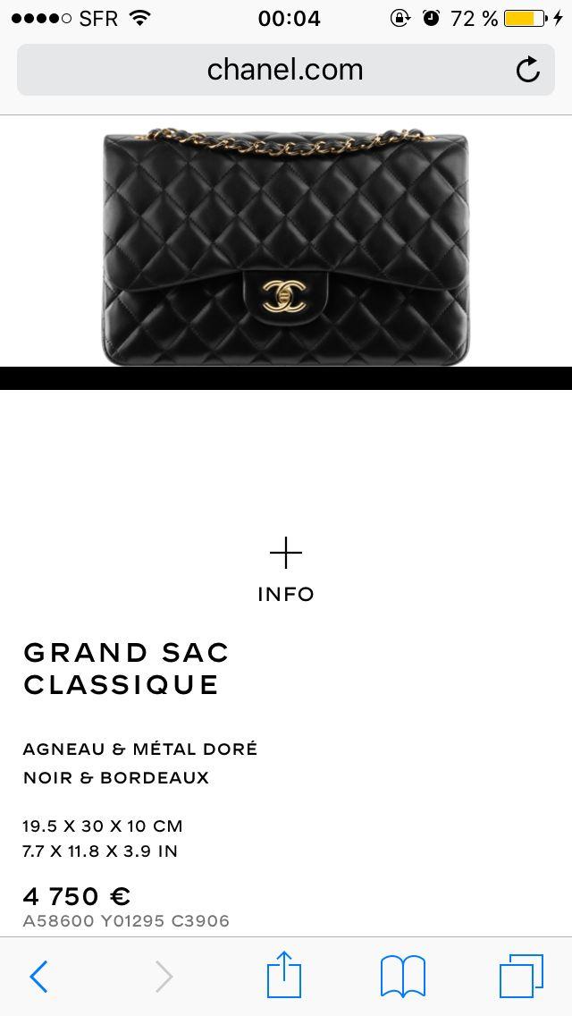 Chanel - Jumbo Timeless - 4,750.00€