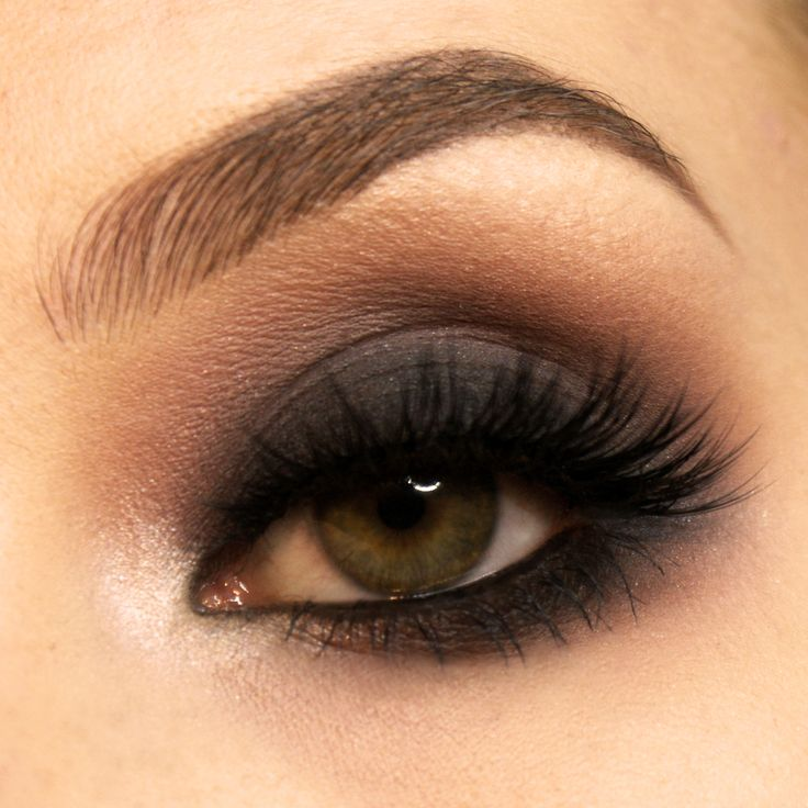 Check out our favorite Black Smoke inspired makeup look. Embrace your cosmetic addition at MakeupGeek.com!