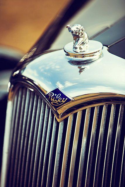 Riley Classic Car