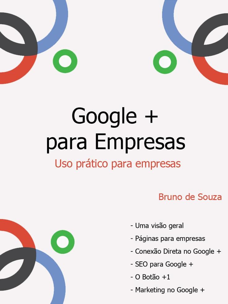 Em breve 1º E-book sobre Google + para Empresas