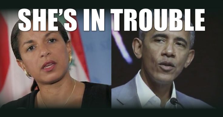 VIDEO: Disgraced Liar Susan Rice Is In Serious Legal Jeopardy ...