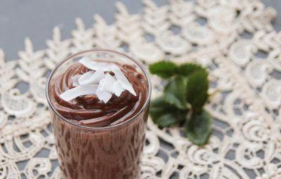 Crema de ciocolata (de post)