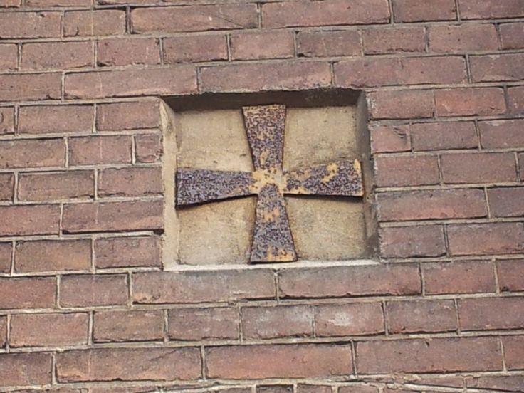 Oude Delft 18 - kruis