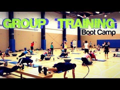 Circuit Training - Exercise Ideas