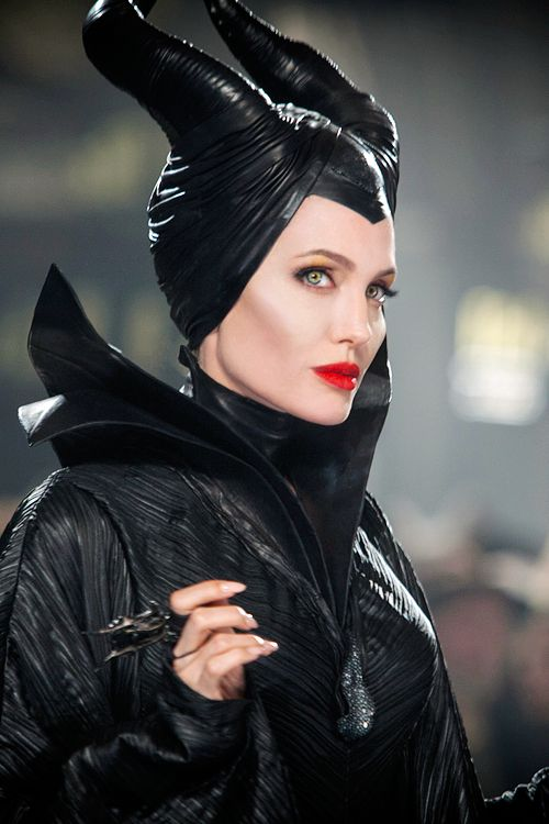 angelina jolie as malificent