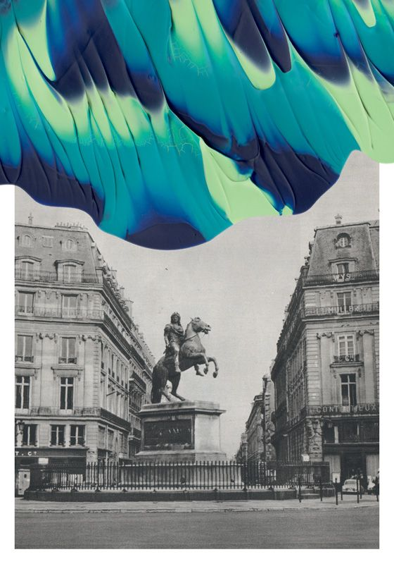 Souvenirs de Paris by Leslie David   Arcademi