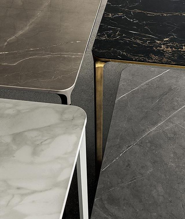 Slim Table Variations By Sovetitalia Follow Platform For